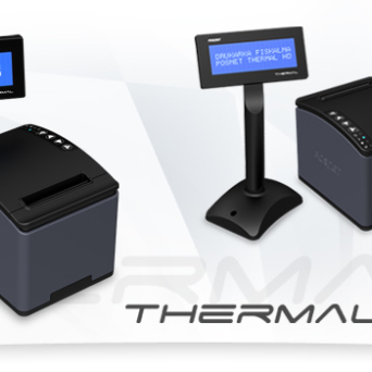Drukarka fiskalna Posnet Thermal HD